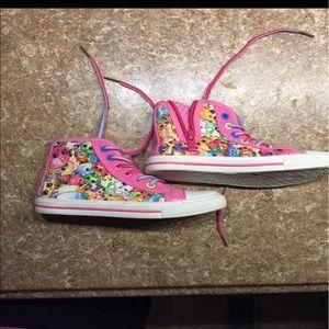 Shopkins girls shoes size 11